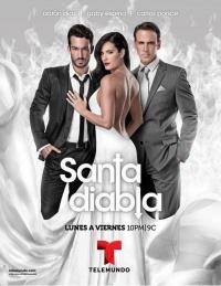Santa Diabla poster