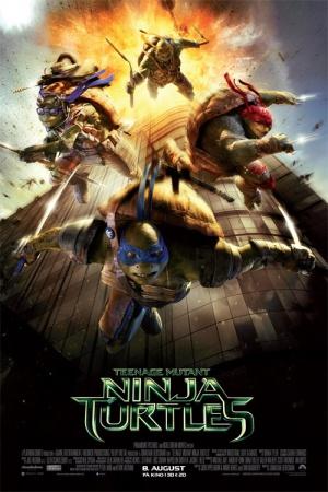 Teenage Mutant Ninja Turtles 500x750