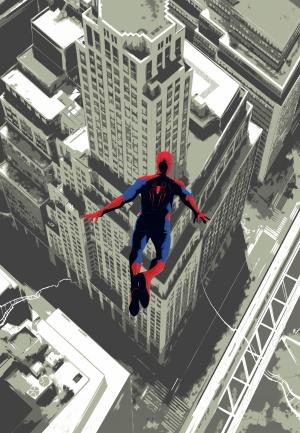 The Amazing Spider-Man 2 3462x5000