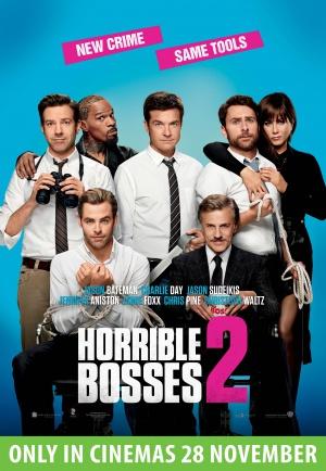 Horrible Bosses 2 2075x3000