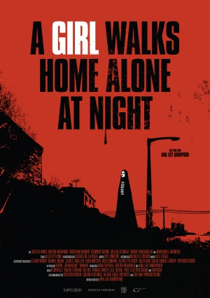 A Girl Walks Home Alone at Night 2119x3000