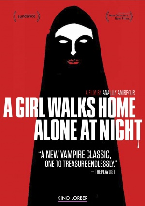 A Girl Walks Home Alone at Night 1519x2157