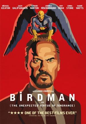 Birdman oder (Die unverhoffte Macht der Ahnungslosigkeit) 1470x2100