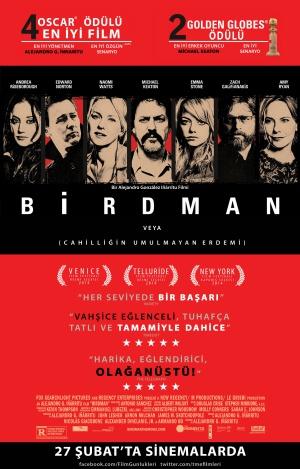 Birdman oder (Die unverhoffte Macht der Ahnungslosigkeit) 3198x5000