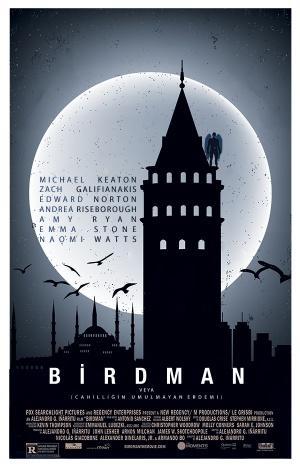 Birdman oder (Die unverhoffte Macht der Ahnungslosigkeit) 600x938
