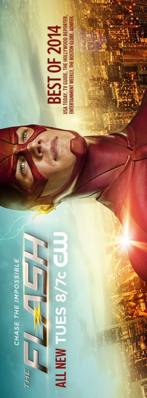 The Flash 400x1081