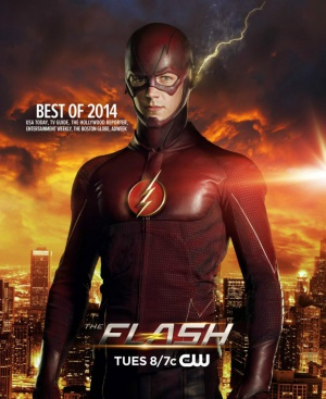 The Flash 818x1000