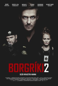 Borgríki 2 poster