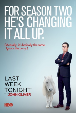 Last Week Tonight with John Oliver 3375x5000