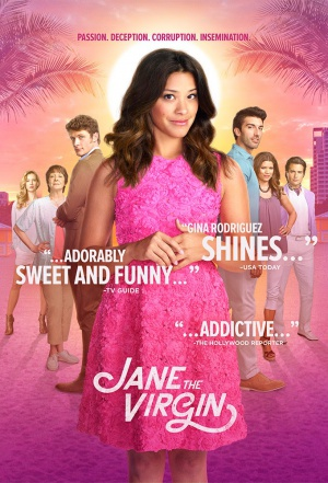 Jane the Virgin 680x1000