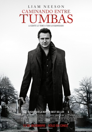 A Walk Among the Tombstones 1417x2035