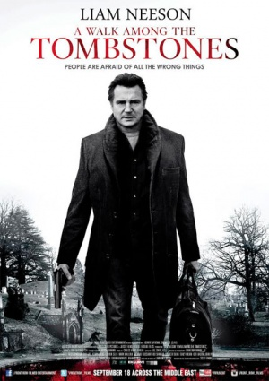 A Walk Among the Tombstones 430x609
