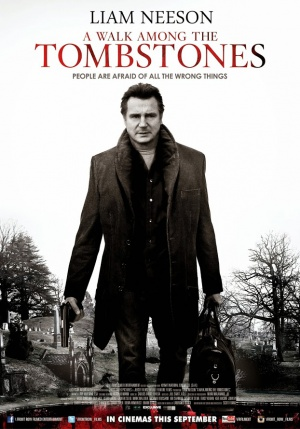 A Walk Among the Tombstones 622x889