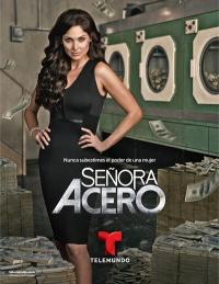 Señora Acero poster