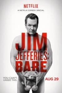 Jim Jefferies: BARE poster