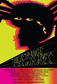 The Strange Eyes of Dr. Myes poster