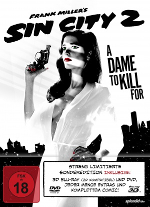 Sin City: A Dame to Kill For 1669x2293