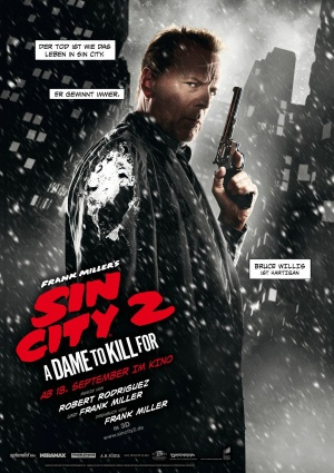 Sin City: A Dame to Kill For 900x1275