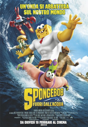The SpongeBob Movie: Sponge Out of Water 800x1143