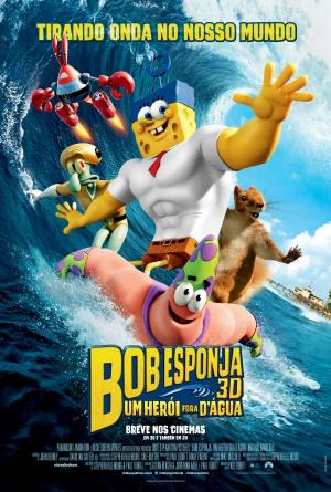 The SpongeBob Movie: Sponge Out of Water 2392x3546