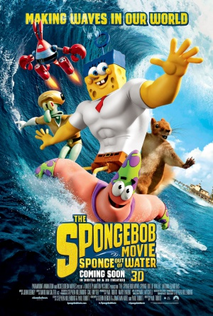 The SpongeBob Movie: Sponge Out of Water 1080x1600