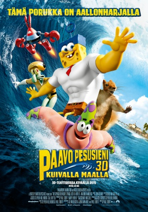 The SpongeBob Movie: Sponge Out of Water 1984x2835