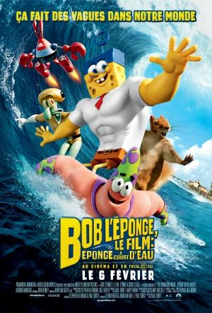 The SpongeBob Movie: Sponge Out of Water 2430x3600