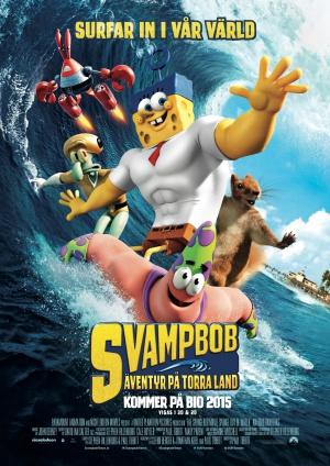 The SpongeBob Movie: Sponge Out of Water 1677x2372