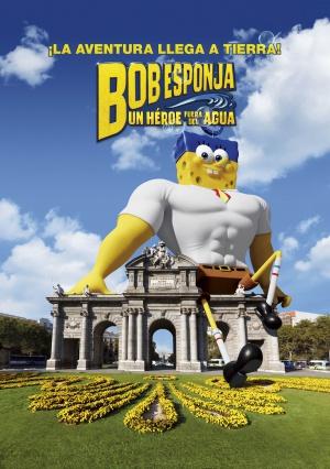 The SpongeBob Movie: Sponge Out of Water 3523x5000