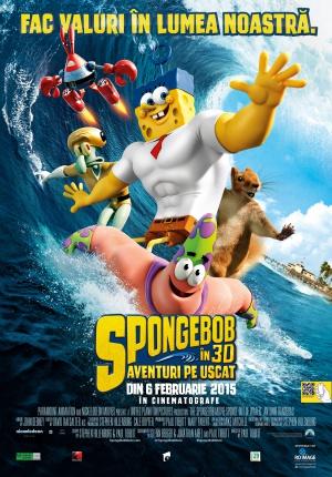 The SpongeBob Movie: Sponge Out of Water 1956x2806