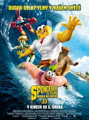 The SpongeBob Movie: Sponge Out of Water 3724x5000