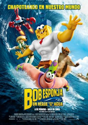 The SpongeBob Movie: Sponge Out of Water 2109x3012