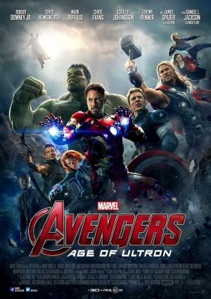 Avengers: Age of Ultron 1240x1753