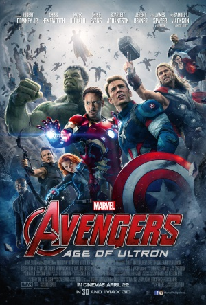 Avengers: Age of Ultron 1949x2887