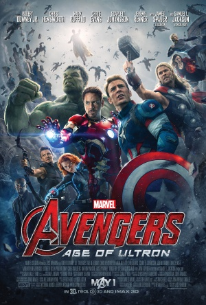 Avengers: Age of Ultron 1688x2500