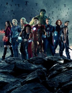 Avengers: Age of Ultron 3883x5000