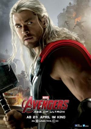 Avengers: Age of Ultron 600x848