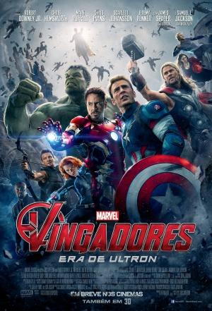 Avengers: Age of Ultron 1123x1650