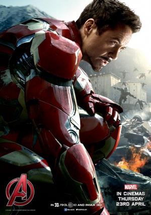 Avengers: Age of Ultron 717x1024