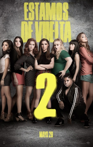 Pitch Perfect 2 1000x1583
