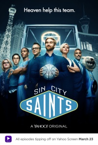 Sin City Saints poster