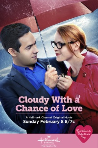Cloudy with a Chance of Love poster