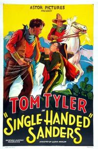 Single-Handed Sanders poster