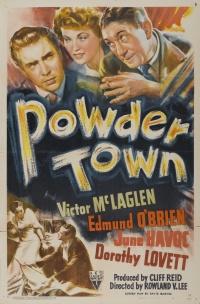 Powder Town poster