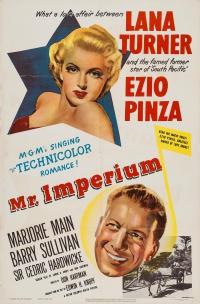 Mr. Imperium poster