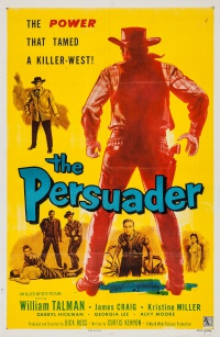 The Persuader poster
