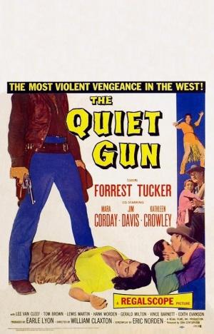 The Quiet Gun 520x811