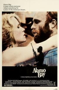 Alamo Bay poster