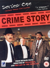 Crime Story poster