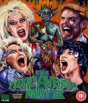 The Toxic Avenger Part II 1506x1766
